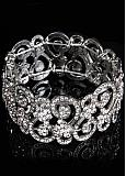 In Stock Stunning Alloy Bracelets With Rhinestones